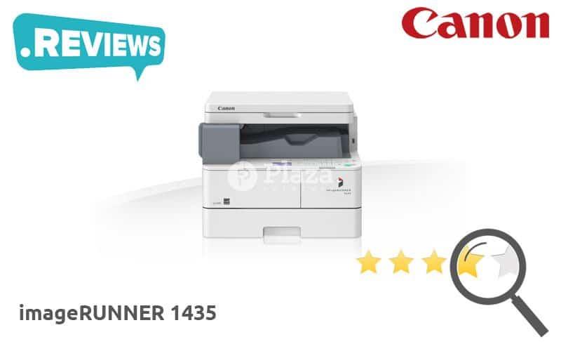 Review Mesin Fotocopy Canon iR1435